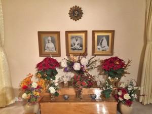 Altar of VVSBC